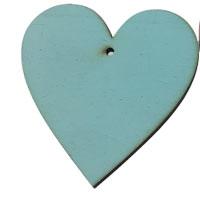 Siel Wooden Heart [+£1.72]